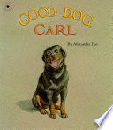 Good Dog, Carl Alexandra Day Cover