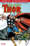 Thor Visionaries Vol 3