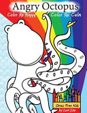 Angry Octopus Color Me Happy  Color Me Calm