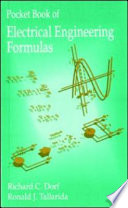 Pocket Book of Electrical Engineering Formulas