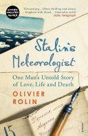download ebook stalin's meteorologist pdf epub