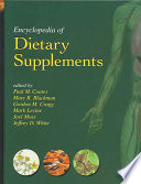 Encyclopedia of Dietary Supplements  Print