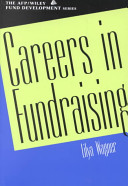 Careers in Fundraising  AFP Wiley Fund Development Series