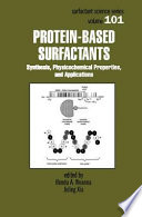 Protein Based Surfactants