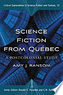 Science Fiction from Quebec