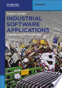 Industrial Software Applications