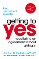 Getting to Yes Book Cover