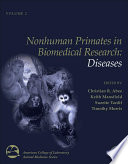 Nonhuman Primates In Biomedical Research Diseases book