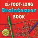 The 21-Foot-Long Brainteaser Book