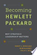 Becoming Hewlett Packard