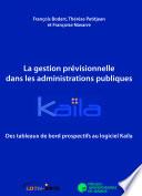 La gestion pr  visionnelle dans les administrations publiques