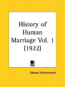 Ebook History of Human Marriage 1922 Epub Edward Westermarck Apps Read Mobile