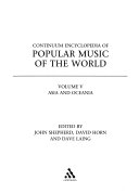 Continuum Encyclopedia of Popular Music of the World Part 2 Locations (5 Vol Set)