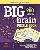 Alzheimer s Association Presents The Big Brain Puzzle Book