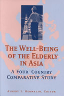 The Well-Being of the Elderly in Asia