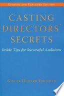 Casting Directors  Secrets