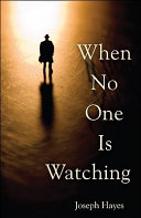 Book When No One Is Watching