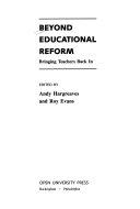 Beyond educational reform