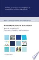 Familienleitbilder in Deutschland