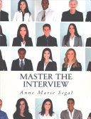 Master The Interview book