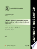 Geological Survey of Canada, Current Research (Online) no. 2006-A10