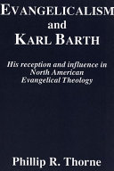 Best Evangelicalism and Karl Barth