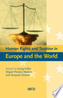 Human Rights and Taxation in Europe and the World
