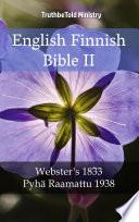 English Finnish Bible II