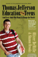 Thomas Jefferson Education For Teens