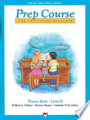 Alfred s Basic Piano Prep Course  Theory Book B