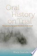 Oral History on Trial