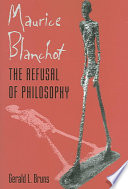 Maurice Blanchot Thinker S Philosophy Of The Holocaust