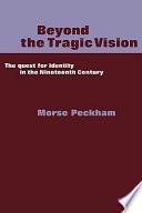 Beyond the Tragic Vision