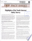 Highlights Of The Youth Internet Safety Survey