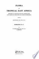 Flora of tropical East Africa   Rubiaceae Volume 3  1991