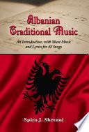 Albanian Traditional Music
