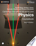 Cambridge International AS and A Level Physics Coursebook with CD ROM