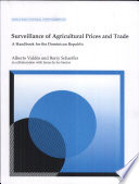 Surveillance of Agricultural Prices and Trade