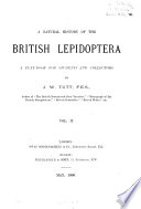 A Natural History of the British Butterflies