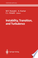 Instability  Transition  and Turbulence