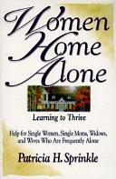 Women Home Alone Book PDF