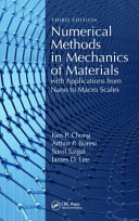 Numerical Methods in Mechanics of Materials