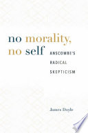 No Morality  No Self