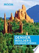 Moon Denver  Boulder   Colorado Springs
