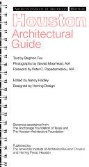 Houston Architectural Guide