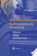Alkohol — Tabak — Medikamente