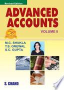 Advanced Accounts Vol 2