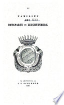 De Famili N Bonaparte En Leuchtenberg