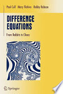 Difference Equations Some Of Their Applications In Computing And In