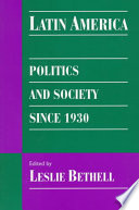Latin America Politics and Society Since 1930